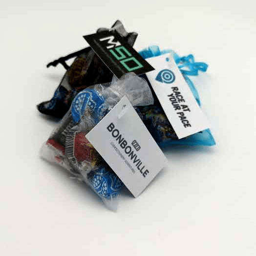 Promotional Sweets with Logo