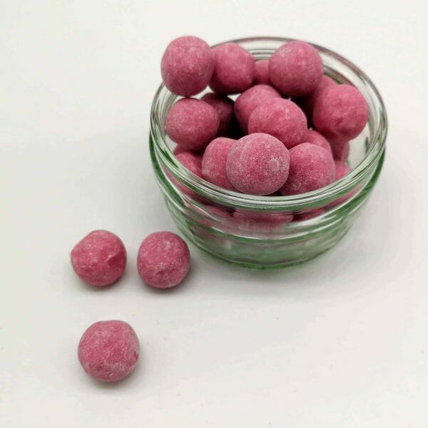 Cherry Bonbons in cup