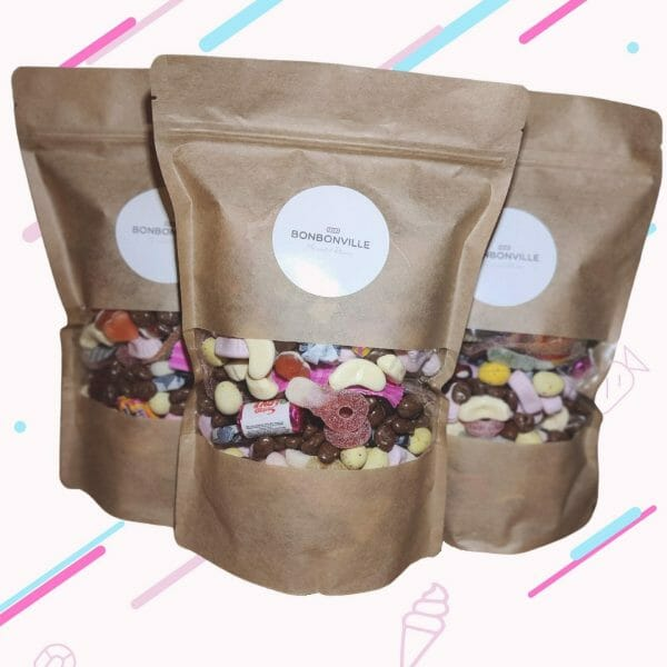 1kg pick n mix in a pouch